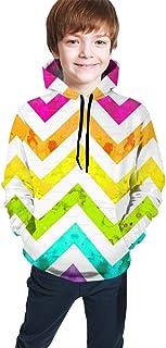 Philippine Flag2 Kids/Teen Boys Girls Hoodie,3D Print Pullover Sweatshirts
