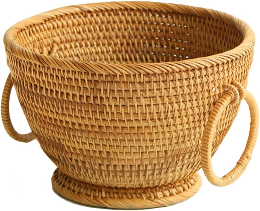 Credence LiPengTaoHome Picnic Basket Easter Small Rattan Ba Max 78% OFF