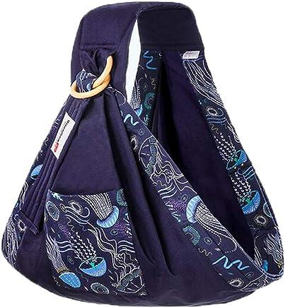 KARIDUN - Anillo para bebé para llevar y transportar bebés de hasta 36 meses