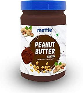 swasthum Mettle Dark Chocolate Peanut Butter