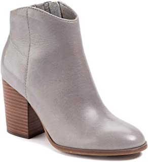 Lucca Lane Womens Kana Leather Round Toe Mid-Calf Fashion Boots