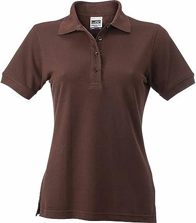 James & Nicholson Damen Poloshirt, Einfarbig