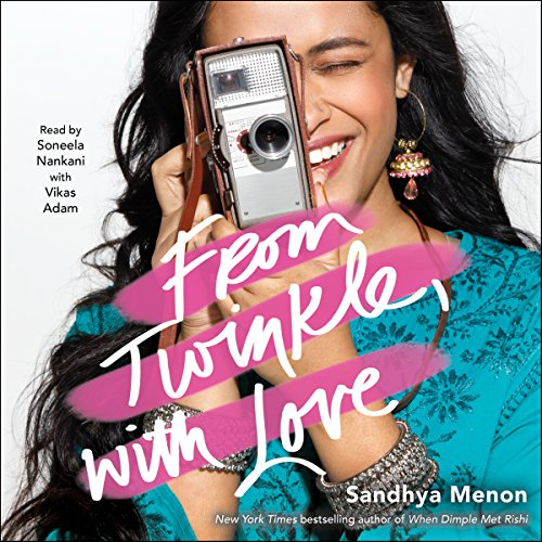 From Twinkle, with Love audiobook cover art