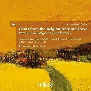 In Flanders' Fields, Vol. 80: Gems from the Belgian Treasure Trove