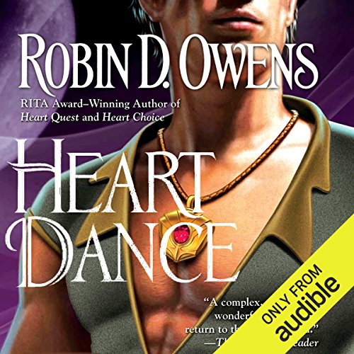 Heart Dance audiobook cover art