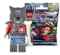 レゴ(LEGO) ミニフィギュア シリーズ14 狼人間(未開封品)|LEGO Minifigures Series14 Wolf Guy 【71010-1】