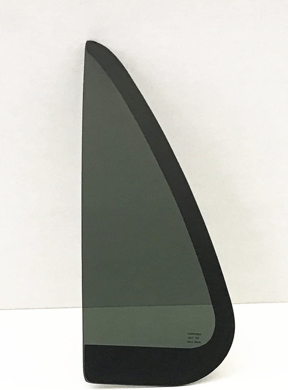 NEW before selling NAGD Driver Left Side Rear Glass Compatible Las Vegas Mall wit Vent Window