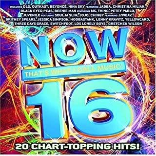 NOW That's What I Call Music Vol. 16