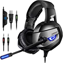 onikuma gaming headset k5