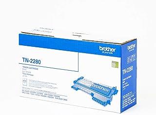 Brother Genuine TN-2280 High Yield Black Ink Printer Toner Cartridge