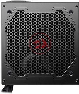 Redragon 600 Watt 80 Plus Bronze Non-Modular ATX Power Supply Active PFC PSU SLI Crossfire Ready Gaming PC Computer Switch...