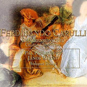 Carulli: Guitar Concertos