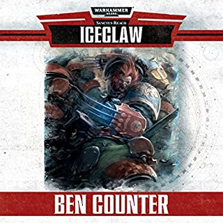Iceclaw: Warhammer 40,000 cover art