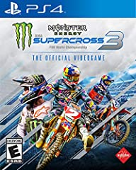 The Official 2019 Monster Energy Supercross season, 100 official riders from both 450SX and 250SX from 2019 roster, 2019 Official Teams and 15 official stadiums and tracks Dedicated servers with new multiplayer modes including the Race Director mode ...
