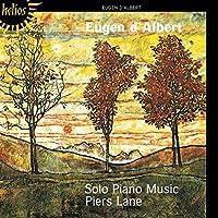 D'Albert: Solo Piano Music (2013-05-14)