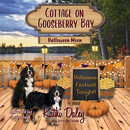 Cottage on Gooseberry Bay: Halloween Moon cover art