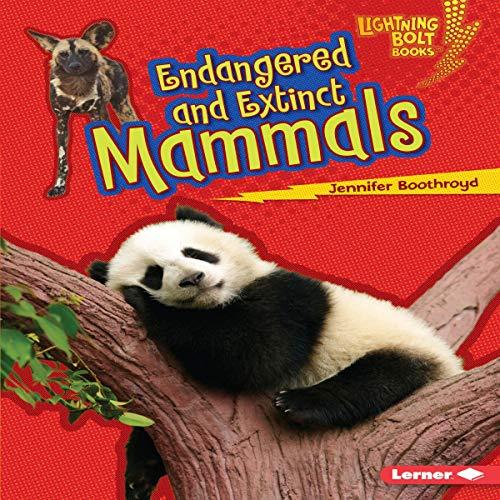 Endangered and Extinct Mammals cover art