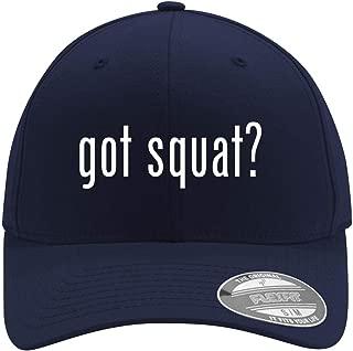got Squat? - Adult Men's Flexfit Baseball Hat Cap