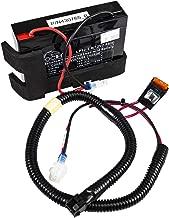 Husqvarna 583629801 Lawn Mower Battery Kit Genuine Original Equipment Manufacturer (OEM) Part