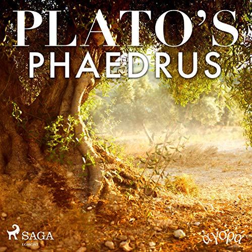 Plato's Phaedrus audiobook cover art