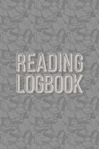 Reading Logbook: Reading Tracker Journal, Book Review Notebook, Great Gift for Book Lovers, Cream Paper, 6″ x 9″, 110 Pages