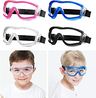 COMLZD Safety Glasses for Eye Protection Four Color