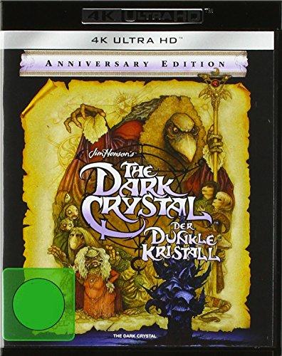 Der dunkle Kristall (4K Ultra HD) [Blu-ray]
