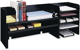 MMF Raised Shelf Design Desk Organizer