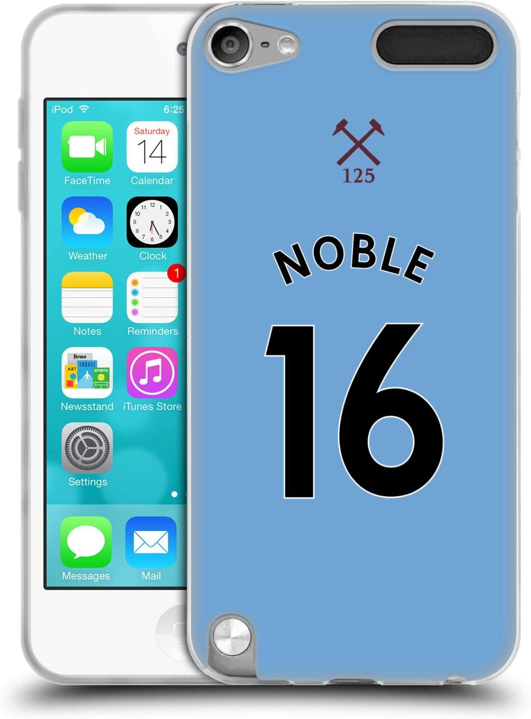 Head Case Designs Officially Licensed West FC Ham Industry No. 1 ...