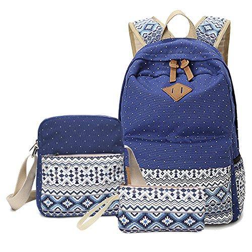 school side bags blue - 3