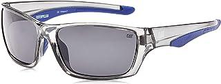 Caterpillar Wrap Around Sunglasses for Men - Lens, CTRIGGER-108P
