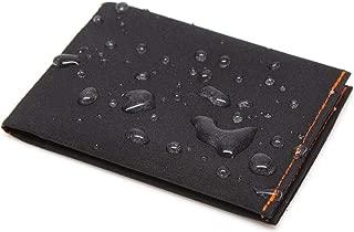 SlimFold Minimalist Wallet - RFID Option - Thin, Durable, and Waterproof Guaranteed - Made in USA - MICRO Size