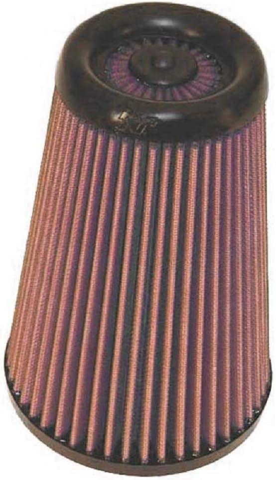 KN Universal Clamp-On Air Superior Superlatite Filter: Premium Performance High Wa