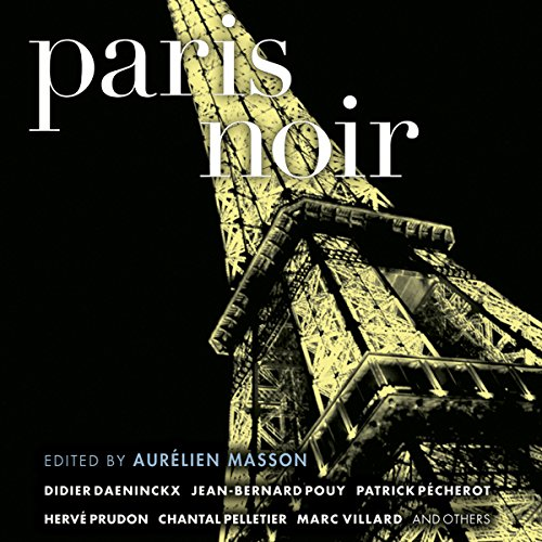 Paris Noir audiobook cover art