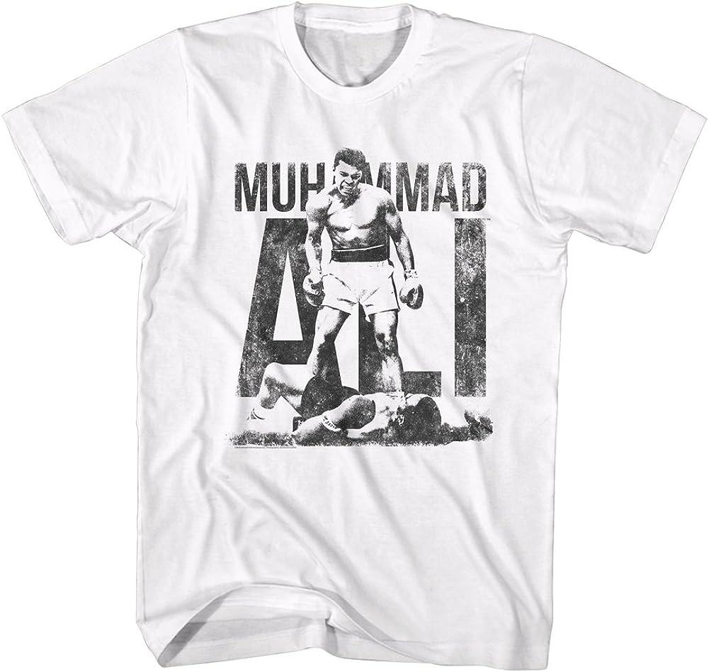 Muhammad Ali Max 51% OFF Win Wear Max 52% OFF T-Shirt Tee Adult White
