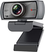 1080P Webcam 60FPS with Microphone for Streaming,Angetube 920H Pro USB Computer HD Web Camera Video Cam for Gaming Confere...