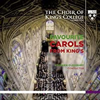 Favourite Carols from King's by The Choir of King's College (2013-05-03)