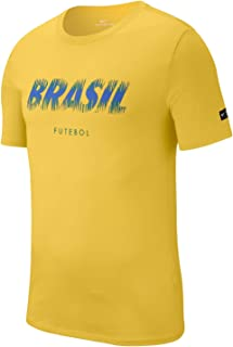 Mens Brazil Soccer Graphic T-Shirt