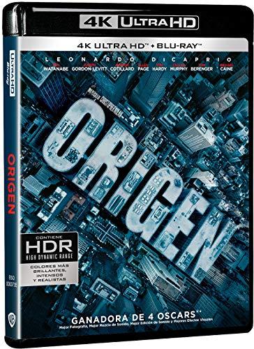 Origen 4k UHD [Blu-ray]