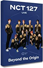 NCT 127 Photo Book - [ Beyond The Origin : BEYOND LIVE BROCHURE ] Photocard + FREE GIFT