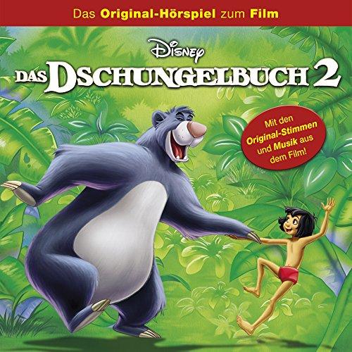 Das Dschungelbuch 2 (Das Orginal-Hörspiel zum Film)