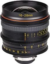 Tokina Cinema 16-28mm AT-X T3.0-22 Fixed Zoom for Sony E Mount Cameras, Black (TC-168S)