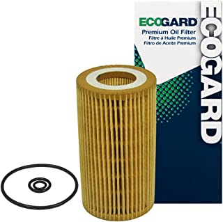 ECOGARD X5536 Cartridge Engine Oil Filter for Conventional Oil - Premium Replacement Fits Dodge Sprinter 2500, Sprinter 3500 / Freightliner Sprinter 2500, Sprinter 3500
