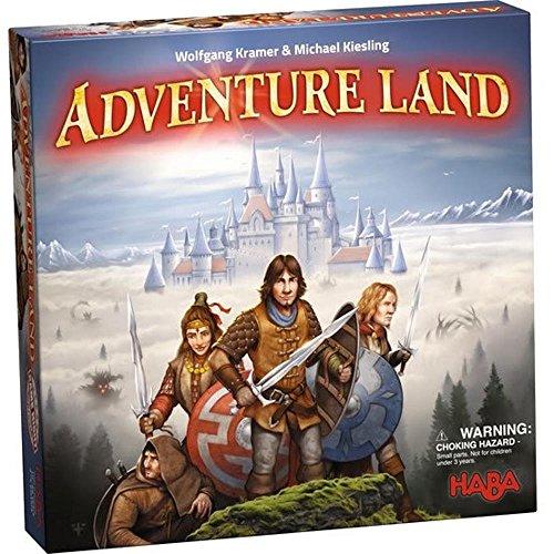 Adventureland Jeu de société