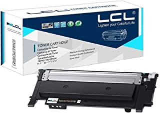 LCL Compatible Toner Cartridge Replacement for Samsung CLT-K404S CLT-404S SL-C480 SL-C480W SL-C480FW SC-C482 SL-C482W SL-C482FW SL-C432 SL-C432W SL-C433 SL-C483W (1-Pack Black)