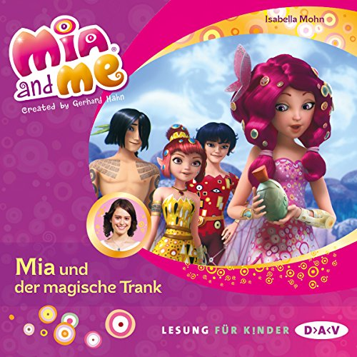 Mia und der magische Trank cover art