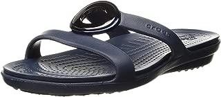 Crocs Women's Sanrah MetalBlock Sandal