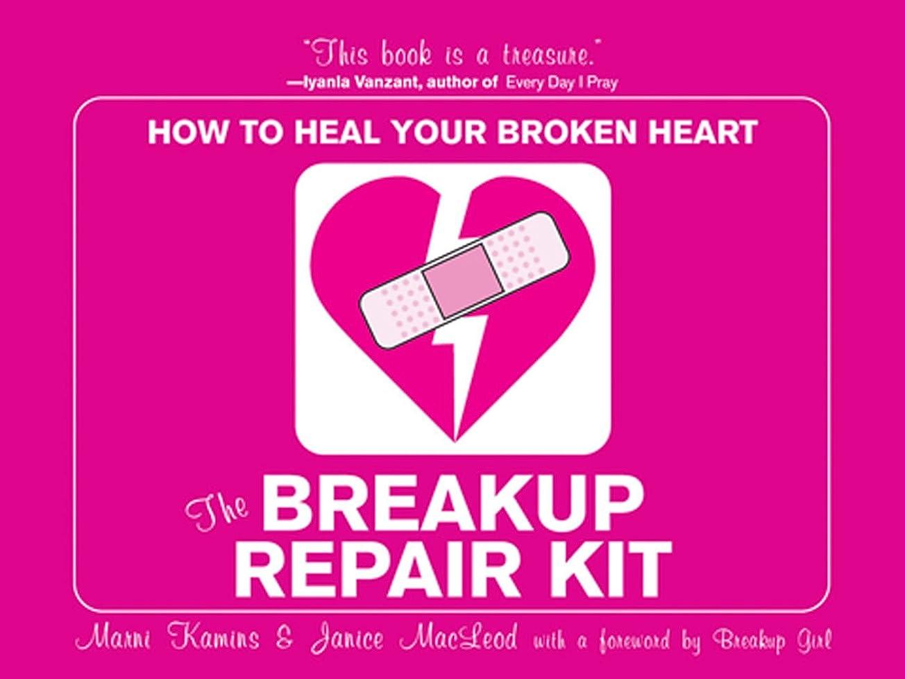 輸血バンドリハーサルThe Breakup Repair Kit: How to Heal Your Broken Heart (English Edition)
