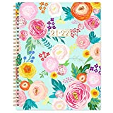 🍀 PLANNER 2021-2022 - Featuring 12 months from July 2021 to June 2022 of weekly and monthly pages, this 2021-2022 planner helps organize your life and improve time management skill. With the elegant floral cover, this weekly monthly planner provides ...