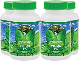 ULTIMATE VISION FX - 60 CAPSULES, 4 Pack